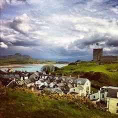 Criccieth North Wales