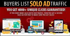 solo-traffic.c4.fr - You Get 4000+ Unique Clicks Guaranteded! 👍 #Money #Solo_Traffic #SEO