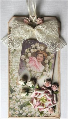 reproduction of a Victorian print ♥