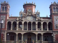 Zaragoza. Monumentos. Palacio de Larrinaga