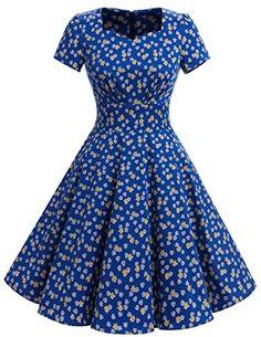 Prom Dresses 2018, Girls Formal Dresses, Prom Party Dresses, Cute Dresses, African Wear Dresses, Latest African Fashion Dresses, Royal Blue Dresses, Vintage Style Dresses, Retro Dress