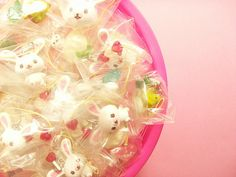 Kawaii Cute Bunny Character Mofy Keychain Strap Craft Charm by Kawaii Japan, via Flickr