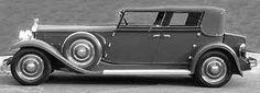 Rollston Company, Rollston-bodied, Harry Lonschein, Packard, Duesenberg, Grover C. Parvis, Brewster & Co., Sam Blotkin, Julius Veghso, Charles Novak, Rudy Creteur - CoachBuilt.com