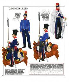 Lancieri polacchi del 1 rgt. cavalleggeri della guardia imperiale francese