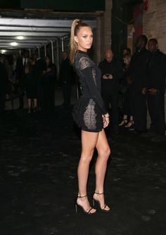 Romee Strijd   need gain weight more sesssyyyy curvacious but ver ynice picture!  it works but you can be better!