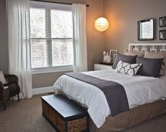 Guest room ideas...Bedroom Paper Lantern Design, Pictures, Remodel, Decor and Ideas - page 2