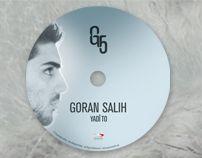 GORAN SALIH CD Cover