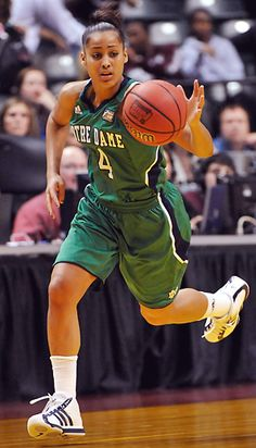 The best of the best. Skylar Diggins.