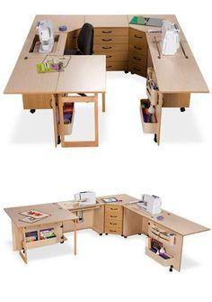 Beau Sylvia Design Sewing Furniture