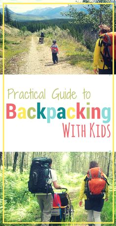How best to prepare and what considerations need to be made when planning for a family backcountry camping trip. taking kids into the wilderness. Used Camping Gear, First Time Camping, Go Camping, Camping Ideas, Camping Hacks, Camping Trailers, Camping Outdoors, Family Camping, Hiking With Kids