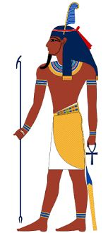 Anubis is the Egyptian god of the dead and protector of the gates to the Underworld. Depicted as a man with the head of a jackal, Anubis was the god who helped embalm Osiris after he was killed by Seth.