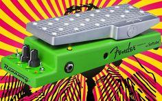 Fender Runaway Feedback : le Feedbacker au pied !