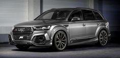 After the facelift, Audi is working on the new drivetrains for its seven-seater SUV. The 2021 Audi hybrid and are arriving! Maserati, Bugatti, Lamborghini, Ferrari, Suv Audi, Audi Cars, Honda Cars, Audi Sport, Sport Cars