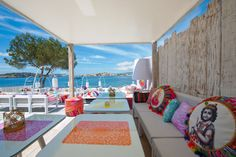 Patchwork Restaurant, Sa Punta, Ibiza