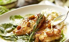 Garlic Rosemary Chicken