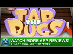Tap The Bugs iPhone App - Best iPhone App - App Reviews #android #iphone #iusethisapp