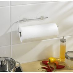 Uchwyt na ręczniki papierowe Static-Loc