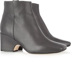 Calvin KleinIsabella leather ankle boots  http://shpst.ly/us311923309?pid=uid2009-7938253-55