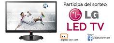 """Sorteamos una LG LED TV 19"""""""