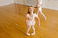 """Which way is """"turned out"""" again? www.theworlddances.com/ #littleballerinas #tutucute #dance"""