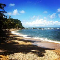 Toco beach Trinidad & Tobago