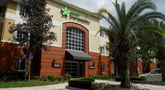 Extended Stay America - Orlando - Lake Buena Vista Orlando Within 10 minutes' drive of Walt Disney World, this Orlando hotel offers free Disney shuttle services and an outdoor pool with hot tub. A kitchenette and free WiFi are provided in all studios.