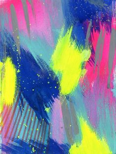 """i haven't thought of a title yet, july 2014 mixed media on paper, 7 ½"""" x 5 ½"""" Colorful Abstract Art, Iphone Background Wallpaper, Design Graphique, Pattern Wallpaper, Cute Wallpapers, Art Inspo, Aesthetic Wallpapers, Abstract Pattern, Art Projects"""