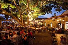 Vicky Cristina, Tel Aviv: A tapas restaurant in an old train station
