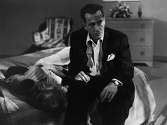 'In A Lonely Place.' Humphrey Bogart