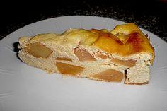 Schneller bodenloser Apfel - Käsekuchen, ein beliebtes Rezept aus der Kategorie Kuchen. Bewertungen: 88. Durchschnitt: Ø 4,0.
