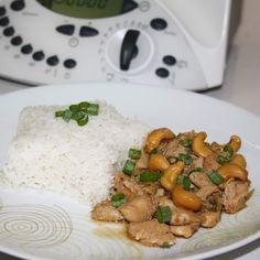 Recipe Chicken and Cashews - Thai Style by Tdaelman - Recipe of category Main dishes - meat ... to try