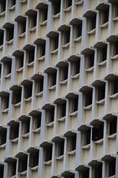 Kuala Lumpur #malaysia #kl #kuala #lumpur #building #windows #architecture
