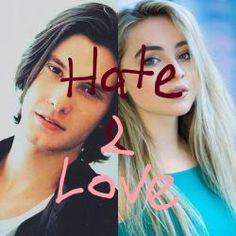 Hate and love (marauders era)