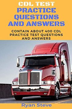 22 Best Cdl test images in 2019 | Cdl test, Driving school