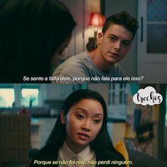 To all the boys I've loved before (Para todos os garotos que amei) Series Movies, Movies And Tv Shows, Love Is Scary, Jean Peters, Lara Jean, Crush Memes, Romantic Movies, Sad Girl, Still Love You