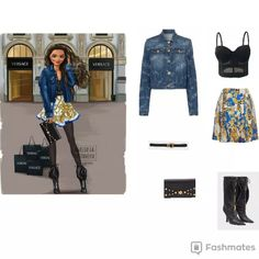 Looks by our Community | Fashmates Moana Outfits, Polyvore, How To Wear, Shopping, Fashion, Moda, Fashion Styles, Fashion Illustrations