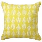 Paradiso Cushion 50x50cm Yellow