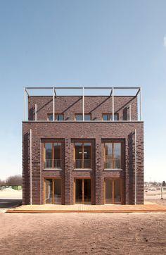haus co / theis janssen – architekt BDA
