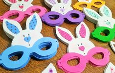 Foam Crafts, Diy And Crafts, Paper Crafts, Bunny Crafts, Easter Crafts For Kids, Toilet Roll Craft, Art Drawings For Kids, Class Decoration, Easter Activities