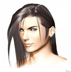 Laguna - Final Fantasy VIII