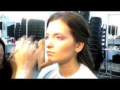 Rotina na escola de makeup 1 - YouTube