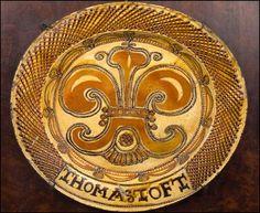 Thomas Toft, c1680. The Potteries Museum