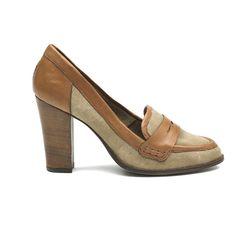 What a classy shoe. Mango Bianco.