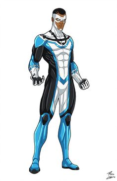 Vigilant OC commission by phil-cho on DeviantArt Fantasy Character Design, Character Design Inspiration, Character Concept, Marvel Dc, Marvel Heroes, Black Anime Characters, Fantasy Characters, Univers Dc, Black Comics