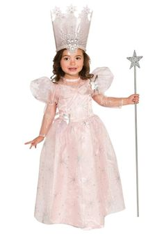 Wizard of Oz Glinda Good Witch Costume