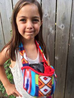Guinea pig bonding bag by LittlePiggiesMarket on Etsy, $19.99 Hannah- please make this for my classroom!