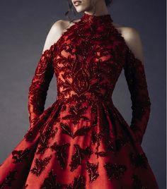 Starry Eyed   Details Rami Kadi Fall 2016 Couture