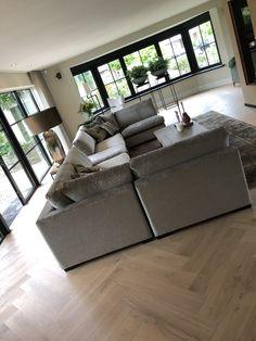 Home Living Room, Living Room Designs, Living Room Decor, Living Area, Living Room Inspiration, Luxury Living, Home Interior Design, Design Case, Family Room