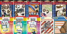 American History Materials Used