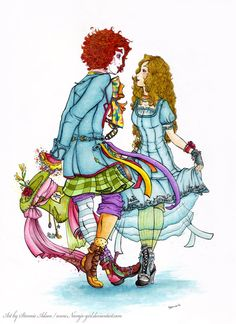Shall we dance? by Navajo-girl on deviantART